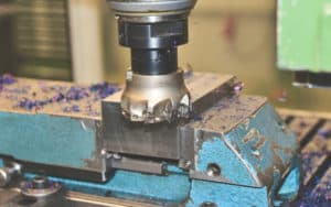 CNC 5 Axis Tool