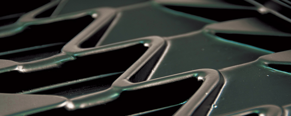 Close Up of Thermoplastic