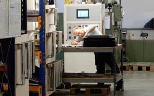Engineer on Vacuum Forming