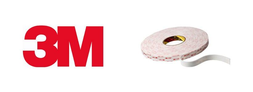 3M TM VHB TM 4932P self-adhesive tape