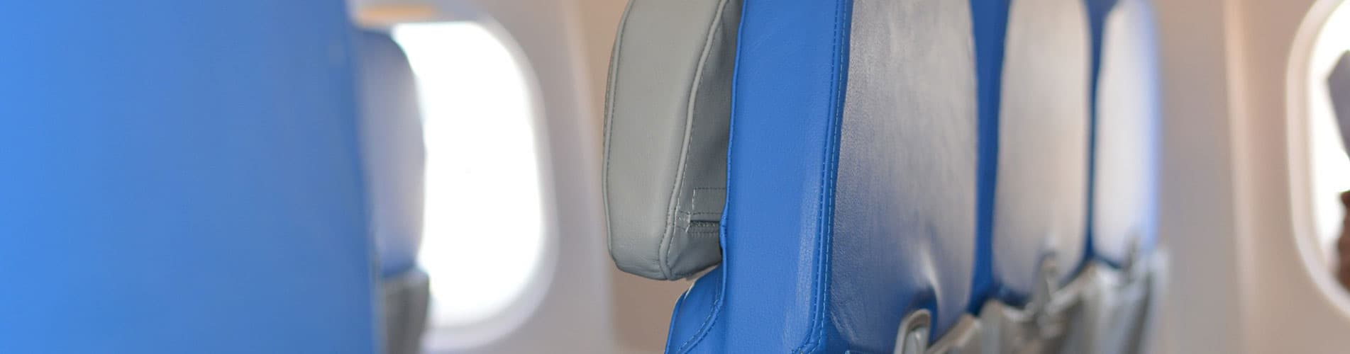 The Science Behind Aircraft Seating