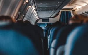 Inside an Aircraft