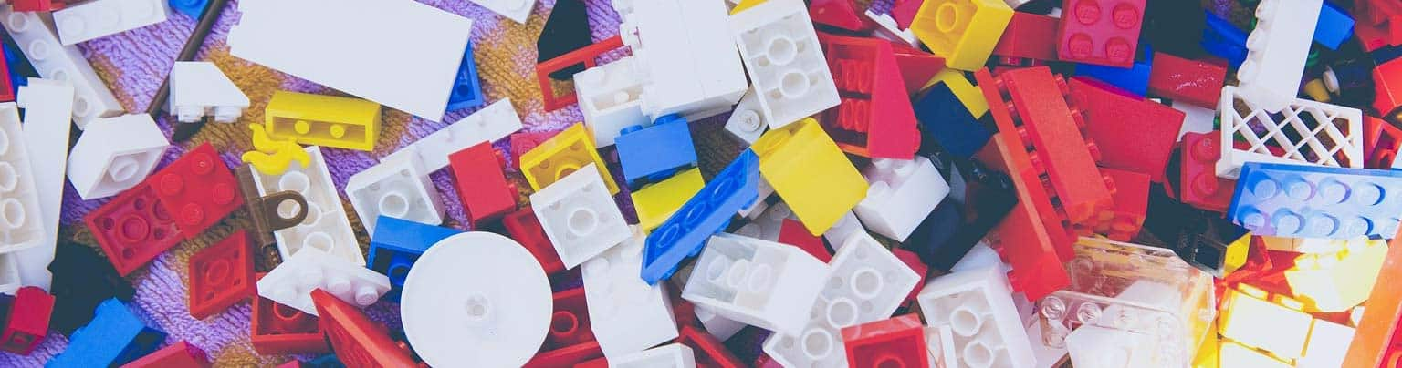 Pieces of Lego